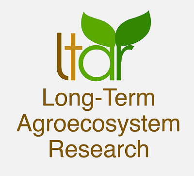 Long-Term Agroecosystem Research (LTAR) network logo